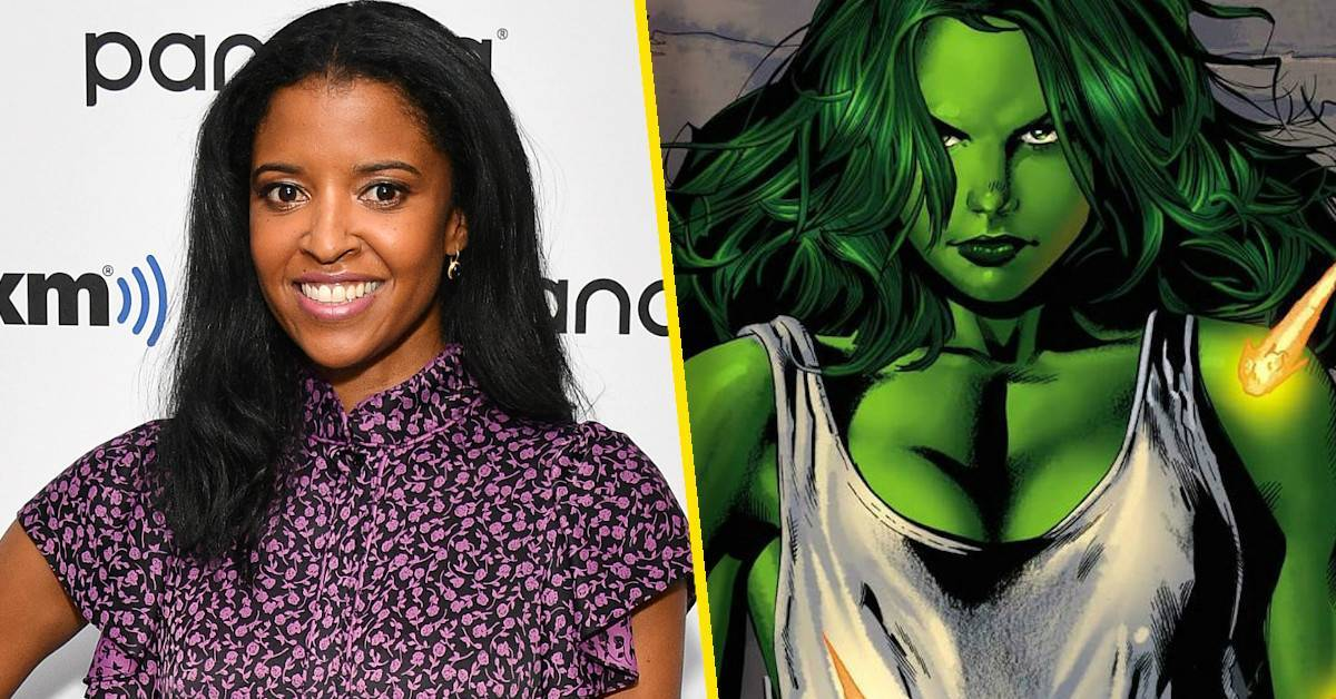 Renee Elise Goldsberry hamilton she-hulk disney plus