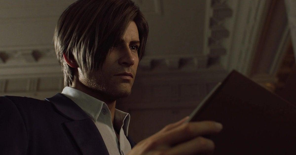 Resident Evil Leon Netflix