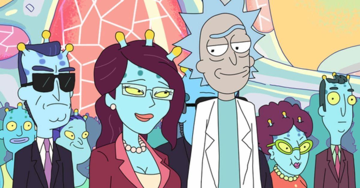 Rick and Morty Unity Adult Swim