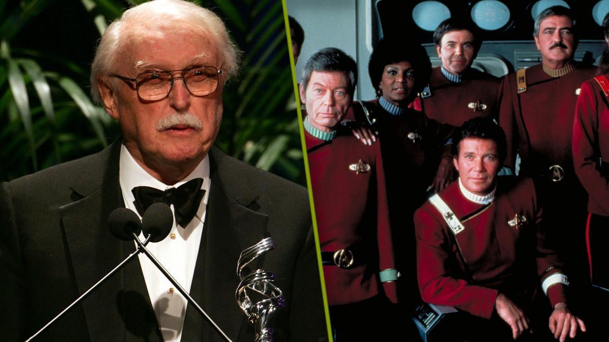 Robert Fletcher Death Star Trek Costumes