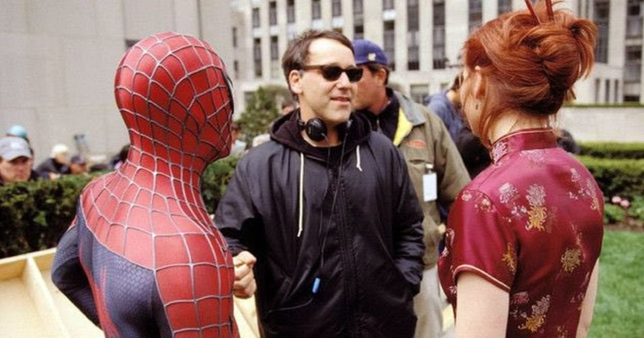 Sam Raimi Details Why He Made His Spider-Man Trilogy