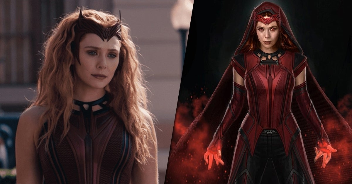 scarlet witch hood costume