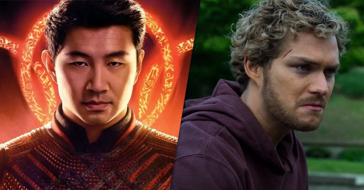 shang chi iron fist comparisons