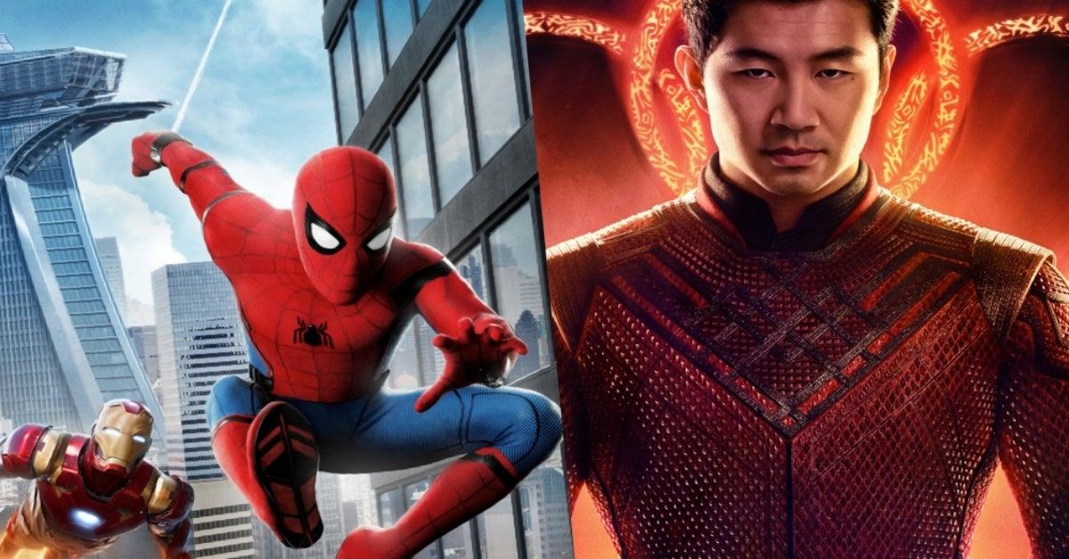 Shang-Chi Marvel Studios Spider-Man Homecoming COMICBOOKCOM