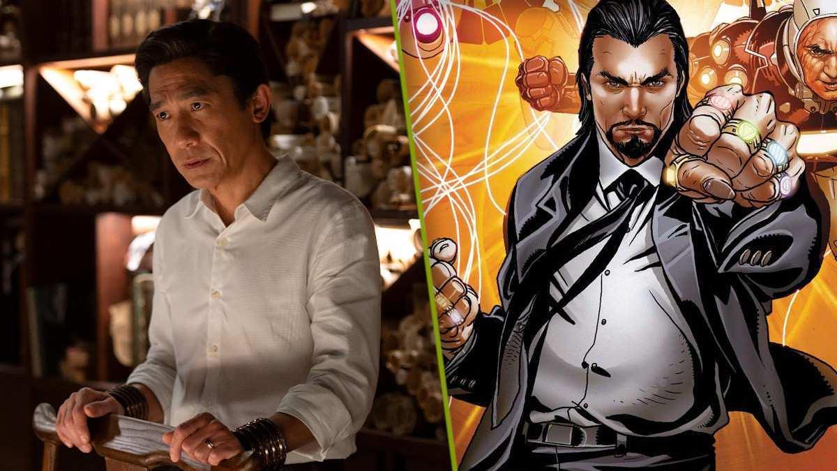 Shang Chi Movie Mandarin