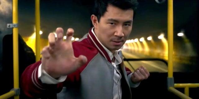 shang chi trailer