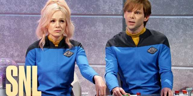 SNL Star Trek Parody