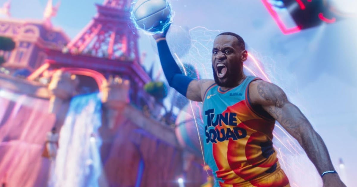 Space Jam: A New Legacy Official Trailer