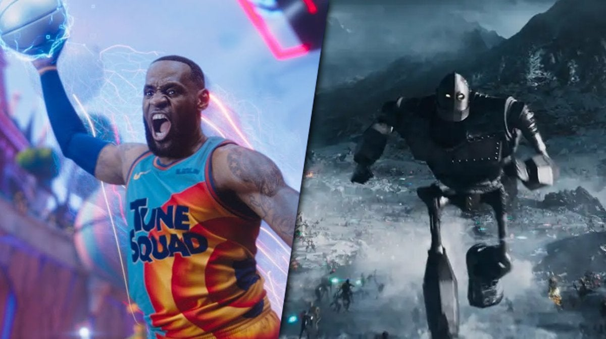 space jam a new legacy ready player one