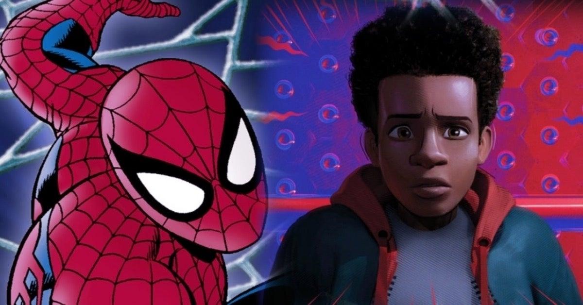 Spider-Man Christopher Daniel Barnes Spider-Verse 2