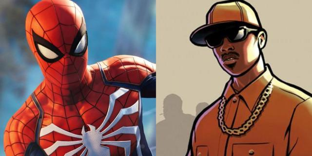 Spider-Man GTA