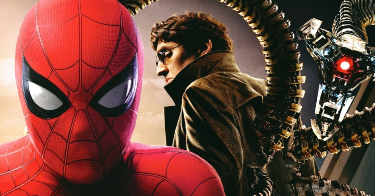 Spider-Man No Way Home Alfred Molina Doctor Octopus COMICBOOKCOM