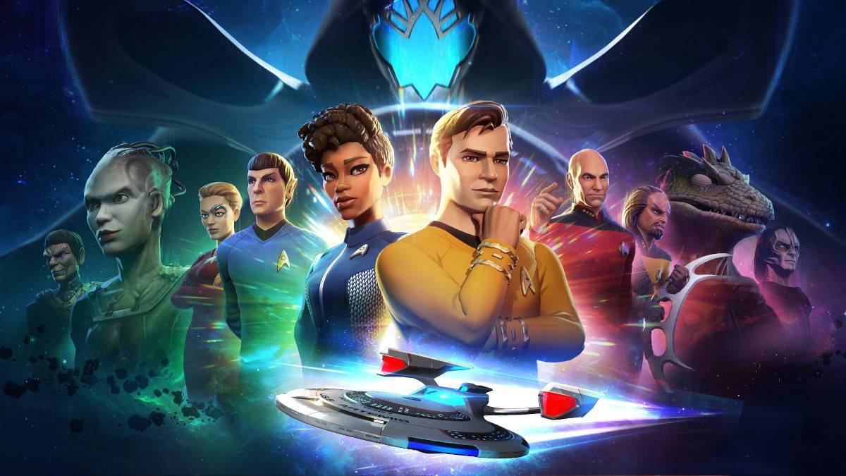 Star Trek Legends