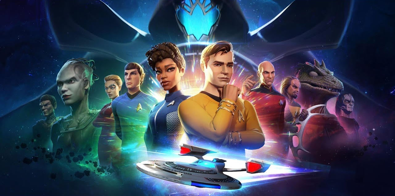 Star Trek: Legends Launch Trailer