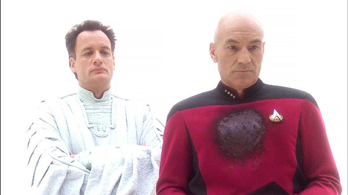 Star Trek Picard Time Travel