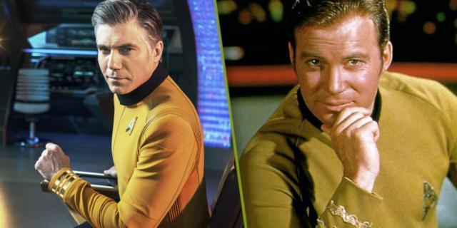 Star Trek Strange New Worlds Starfleet Uniforms Enterprise