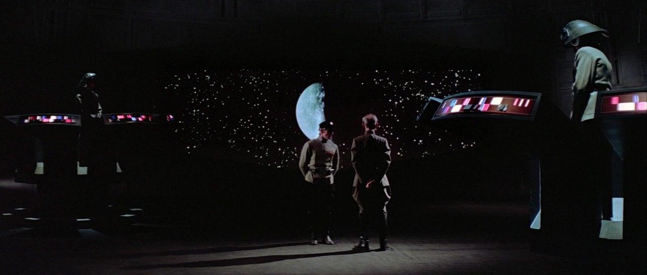 star wars a new hope death star war room
