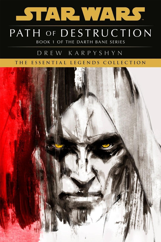 star wars darth bane path of destruction cover