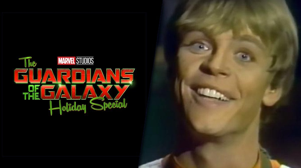 star wars holiday special guardians of the galaxy
