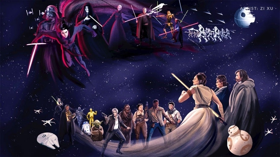 Star Wars Saga Zi Xu