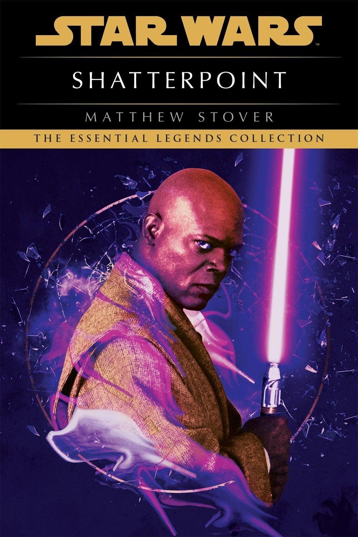 star wars shatterpoint cover mace windu