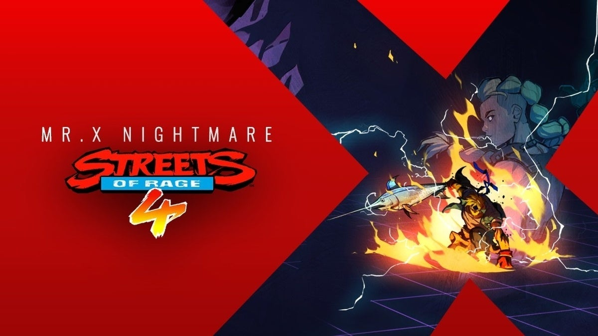 Streets of Rage 4 DLC header