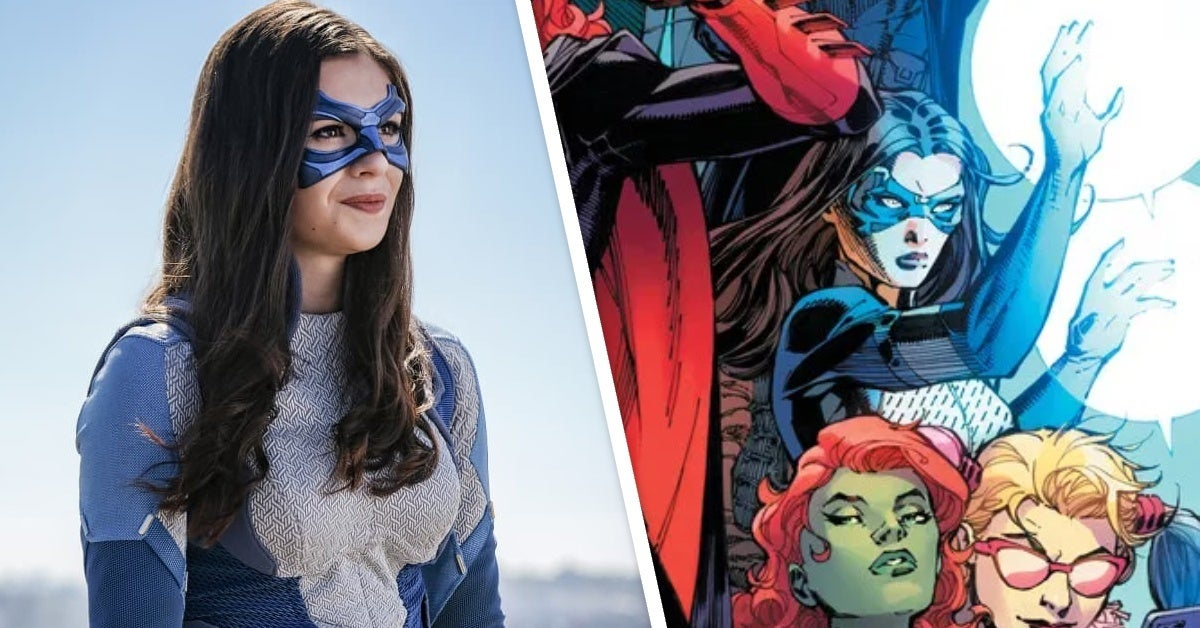 supergirl nicole maines dreamer dc pride