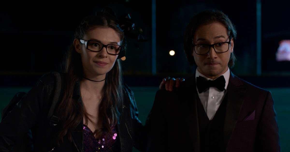 supergirl nicole maines dreamer prom night