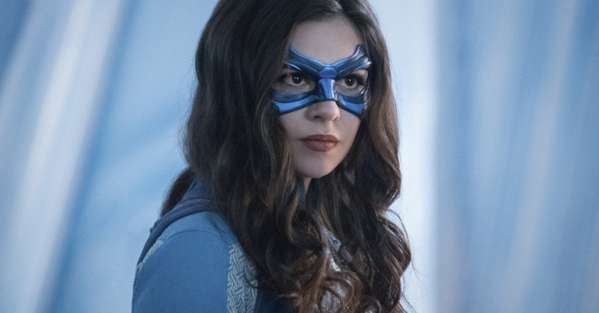 supergirl nicole maines dreamer season 6