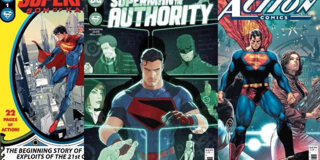 superman-books