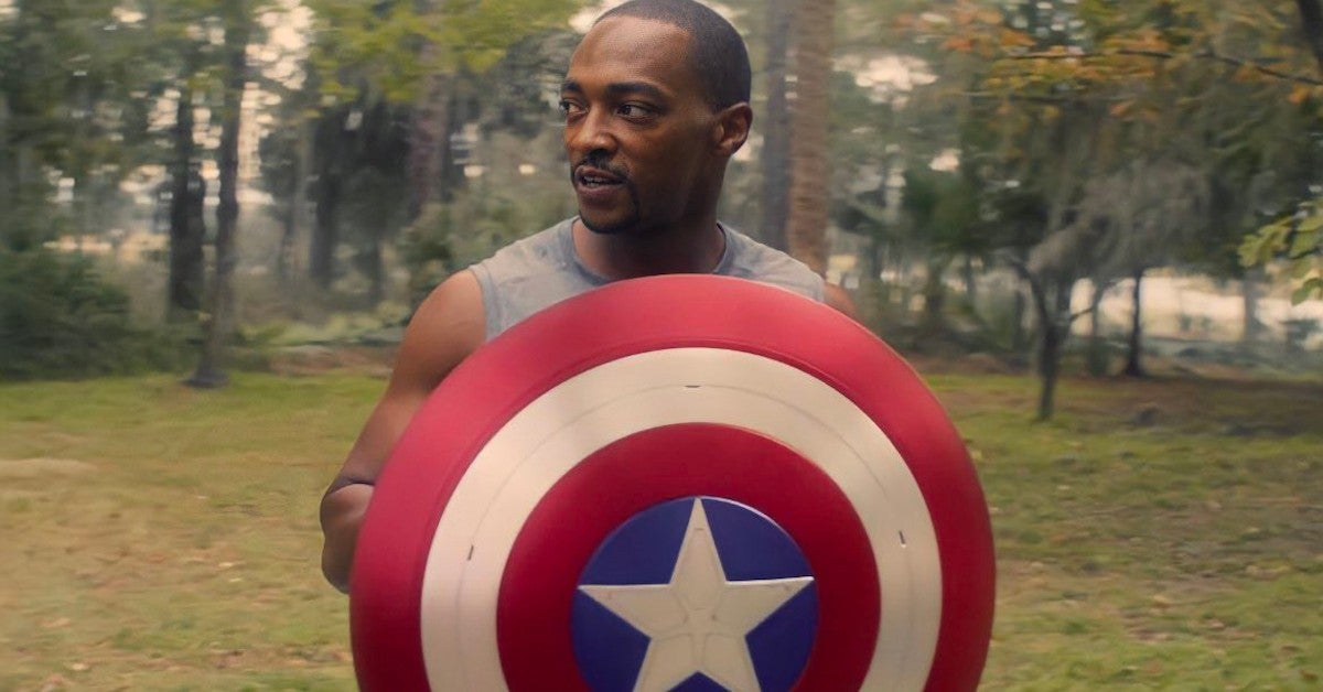 TFATWS Episode 5 Reactions Anthony Mackie Sam Wilson Captain America