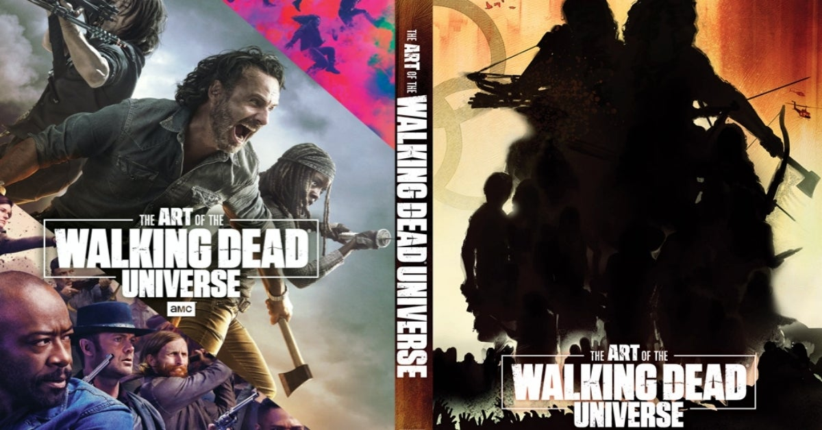 The Art of the Walking Dead Universe AMC