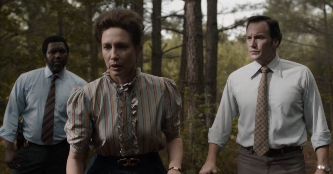 First The Conjuring: The Devil Made Me Do It Reactions Land Online