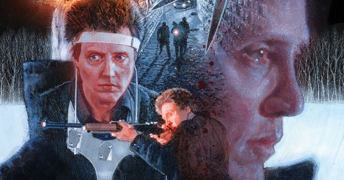 the dead zone blu ray cover scream factory header