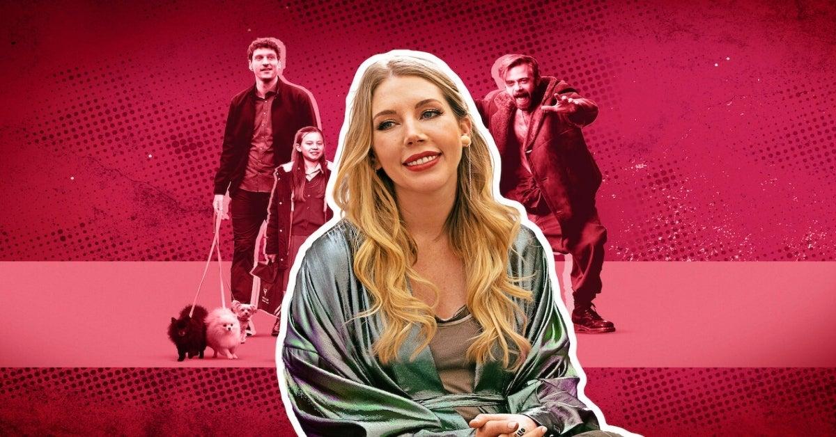 The Duchess Netflix Katherine Ryan