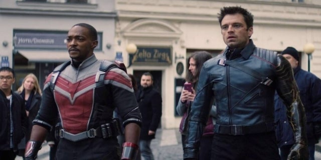 The Falcon and the Winter Soldier Episode 4