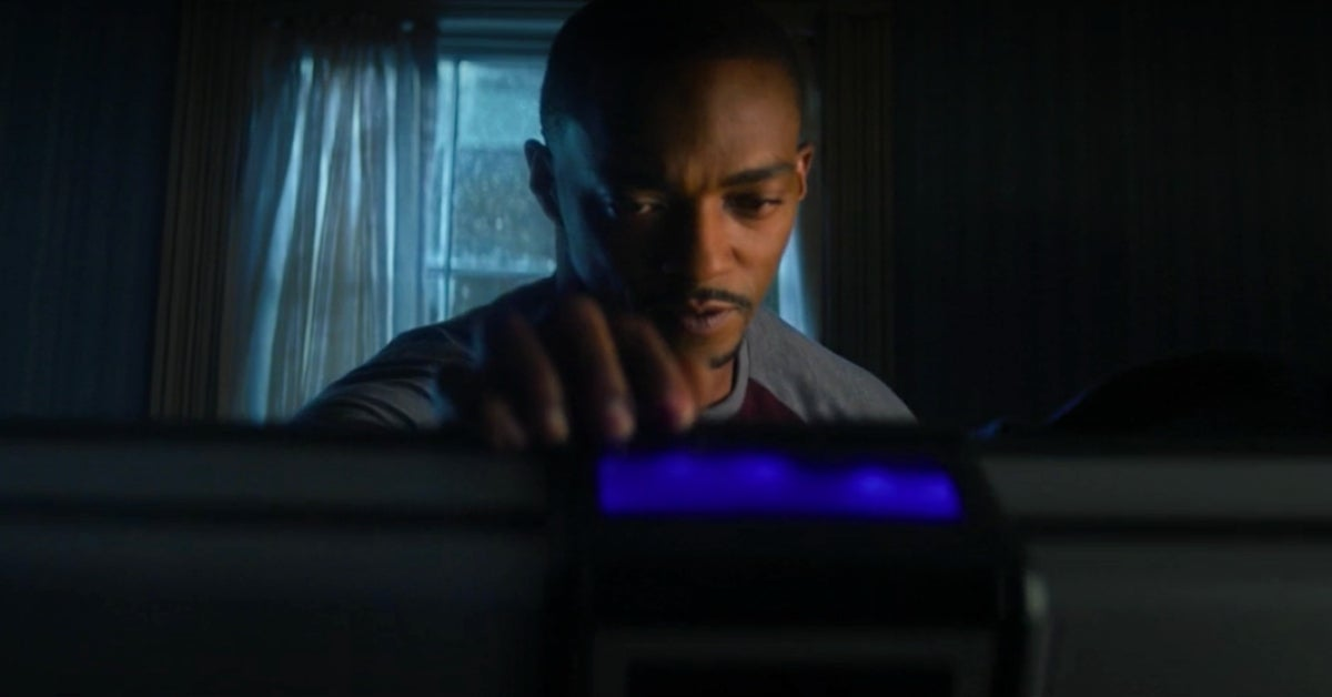 The Falcon and the Winter Soldier Episode 5 Sam Wilson Captain America
