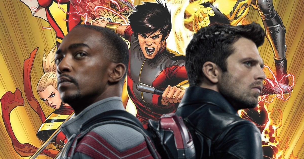 The Falcon And the Winter Soldier Shang-Chi Connections