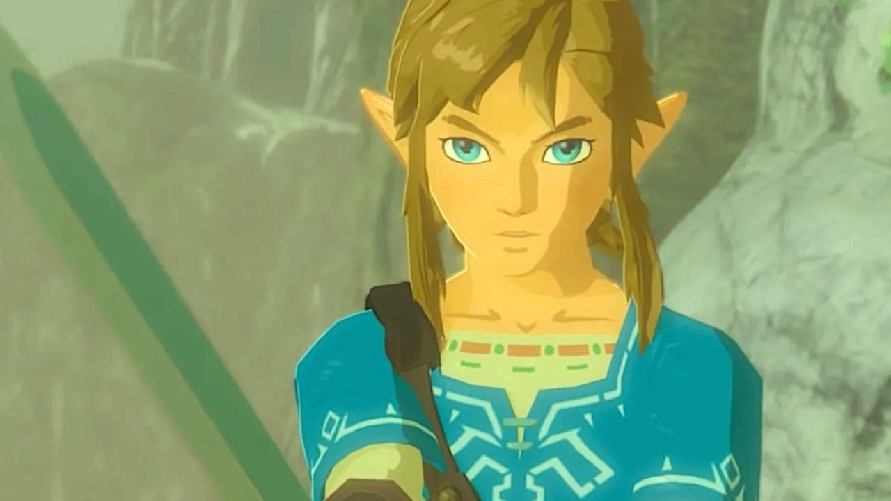 Nintendo Switch Getting Special New The Legend of Zelda: Breath of the Wild Controller