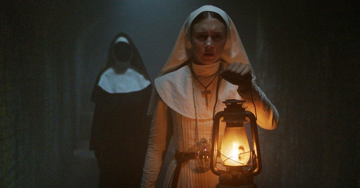 the nun movie 2017 taissa farmiga