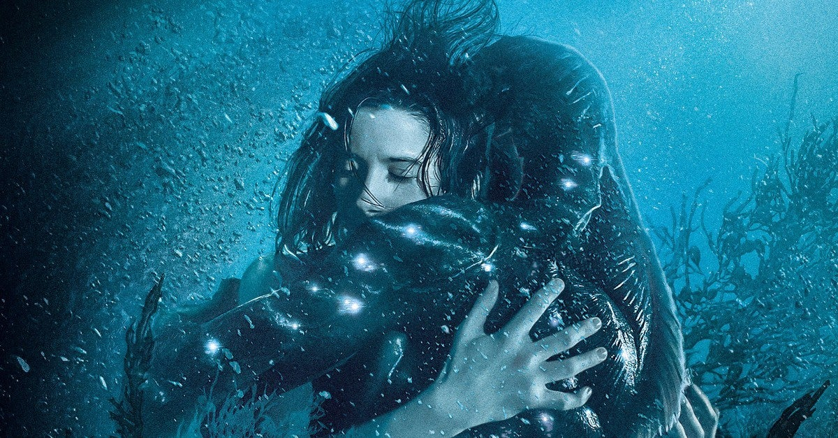 The Shape of Water Plagiarism Lawsuit Dropped Dismissed 2021