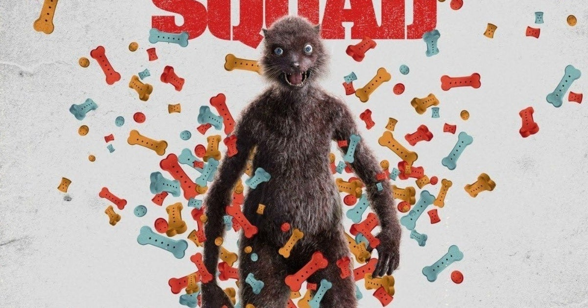 the suicide squad weasel