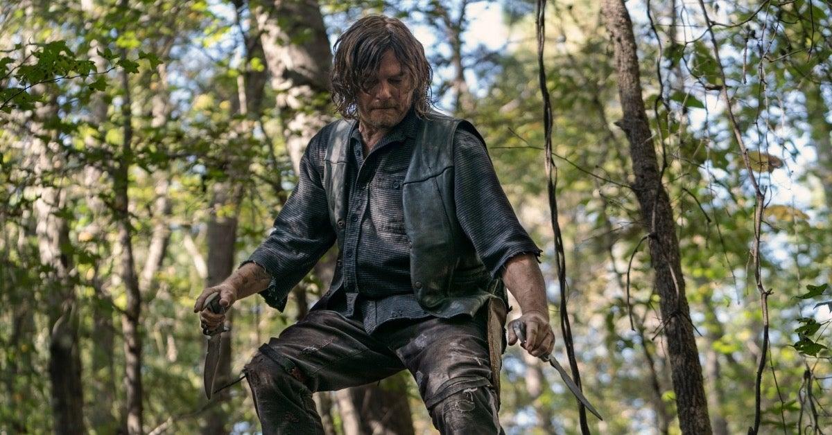 The Walking Dead Daryl Dixon Norman Reedus