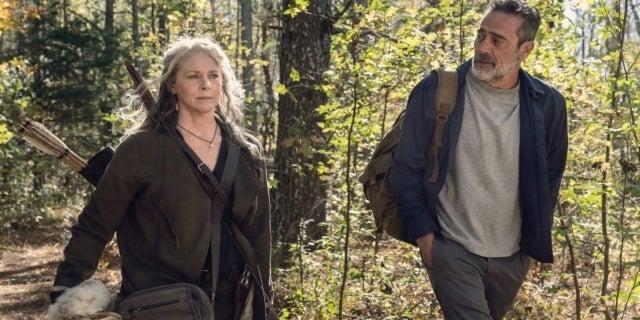 The Walking Dead Here's Negan Carol Negan