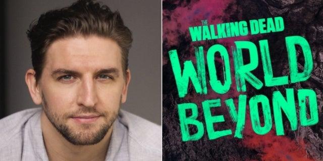 The Walking Dead World Beyond Max Osinski