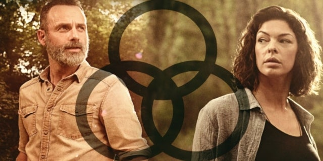 The Walking Dead World Beyond Rick Grimes Anne COMICBOOKCOM
