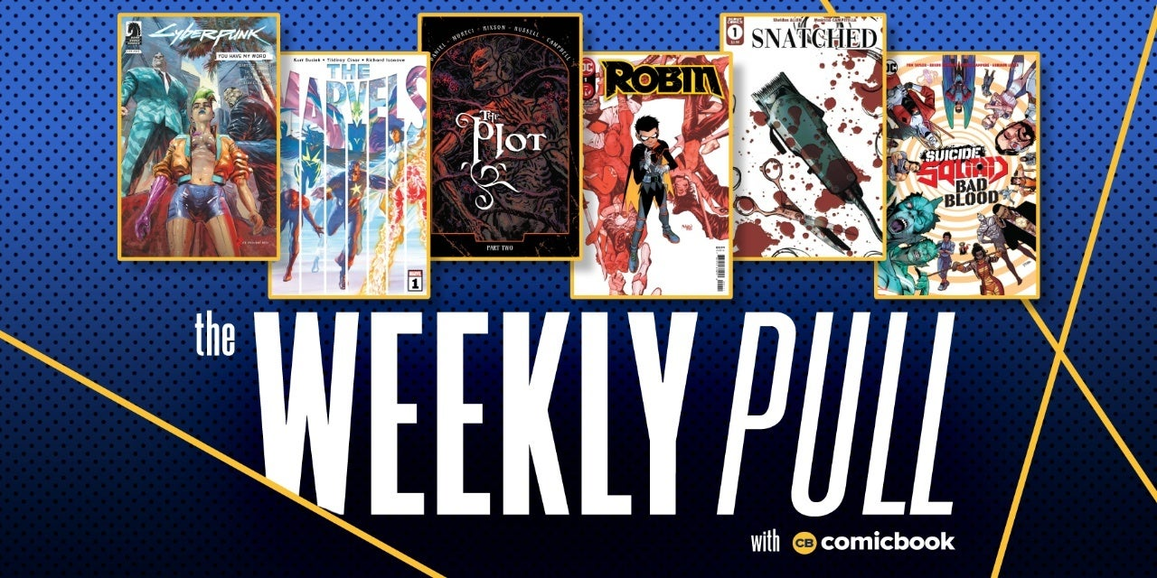 the weekly pull week of april 28 2021