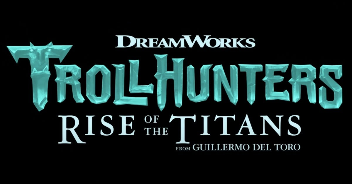trollhunters rise of the titans netflix