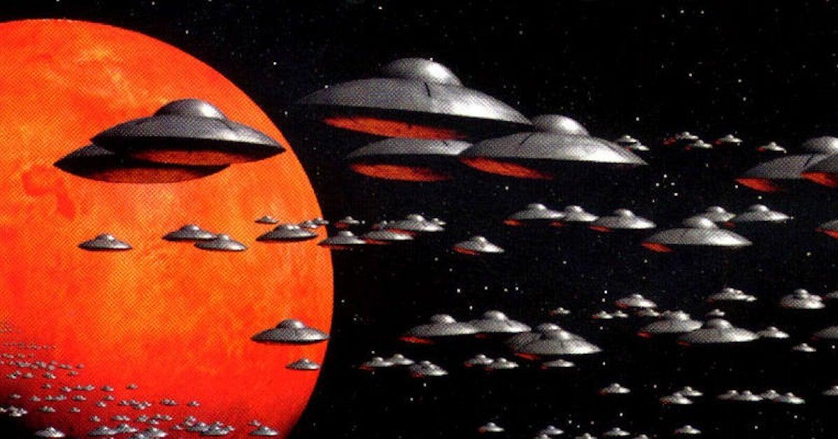 UFO Sightings Increase in 2020