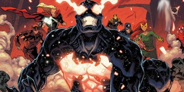 Venom Is New King In Black 5 Ending Spoilers
